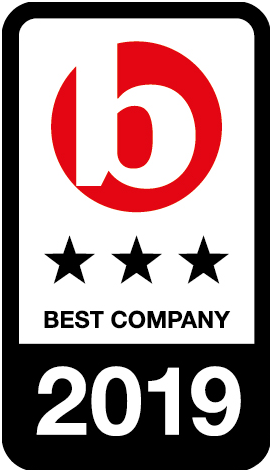 Best Company 2019 Award