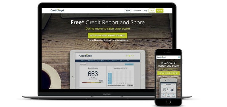 Credit Angel Launches New App