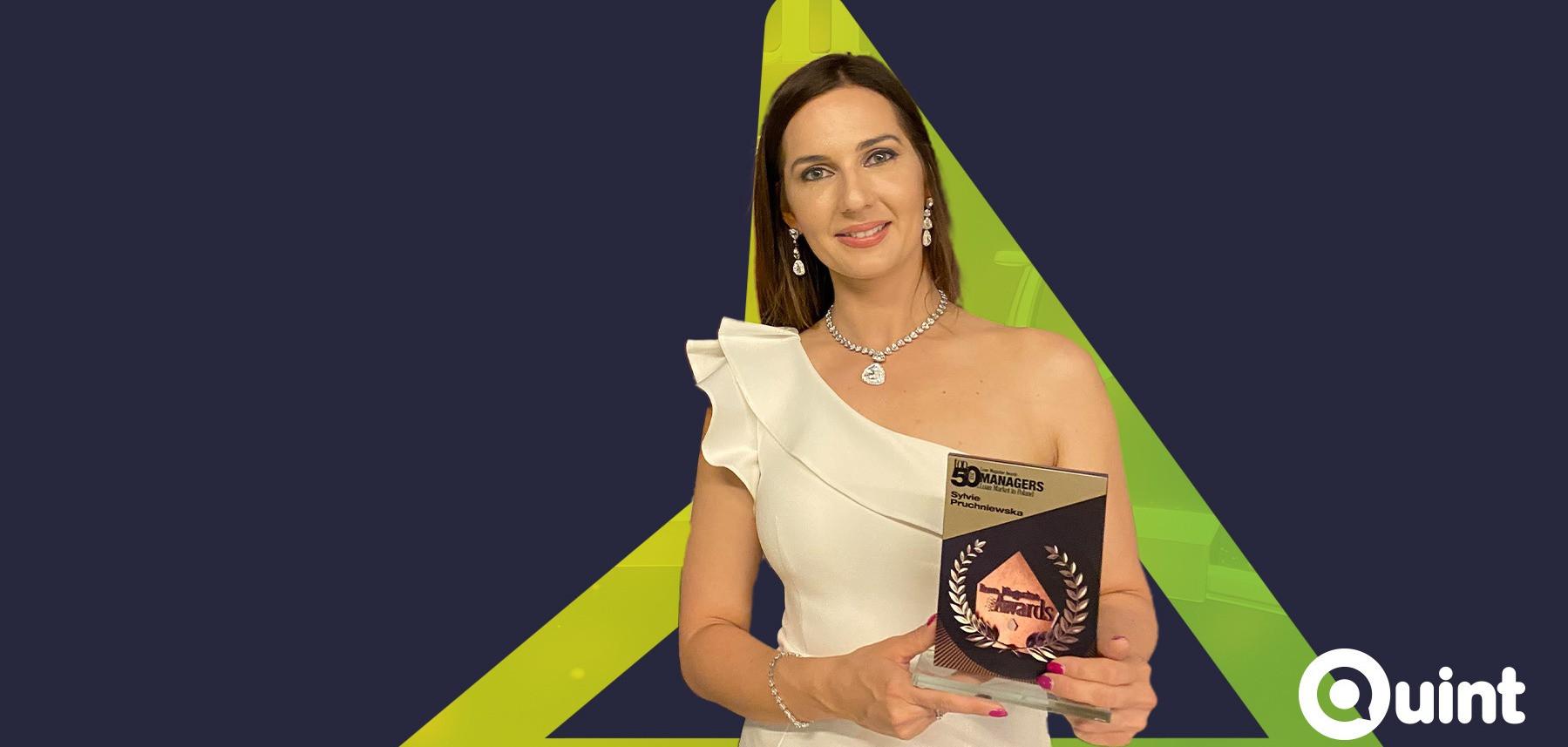 Monevo Poland Manager Wins Prestigious Loan Magazine Award