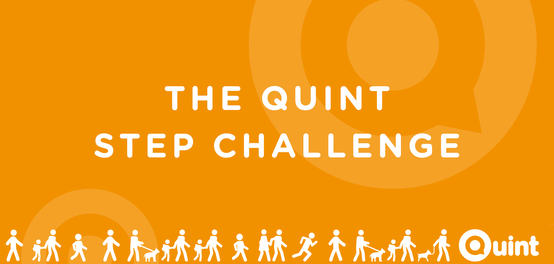 Quint Step Challenge for September
