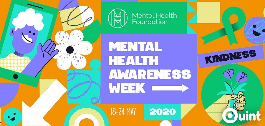 Mental Health Awareness Week at Quint Group